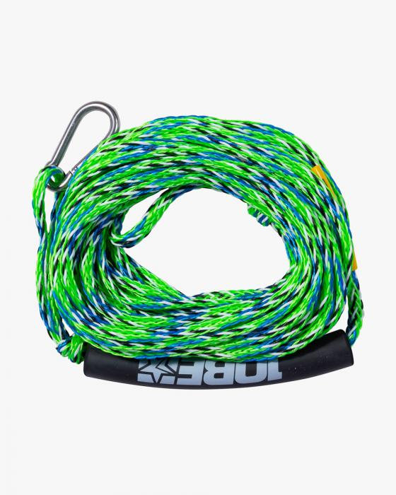 JOBE CORDA TRAINO 2 PERSONE LIME TOW ROPE TRAINABILE BANANONE