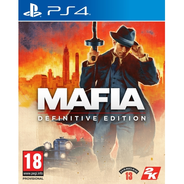 MAFIA DEFINITIVE EDITION PRE ORDER