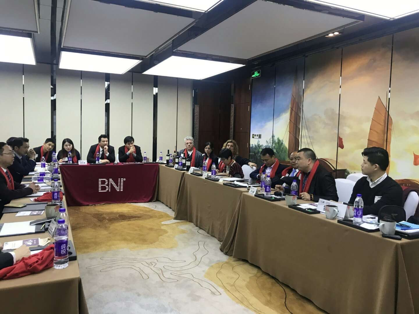 BNI Meeting Guangzhou jpg