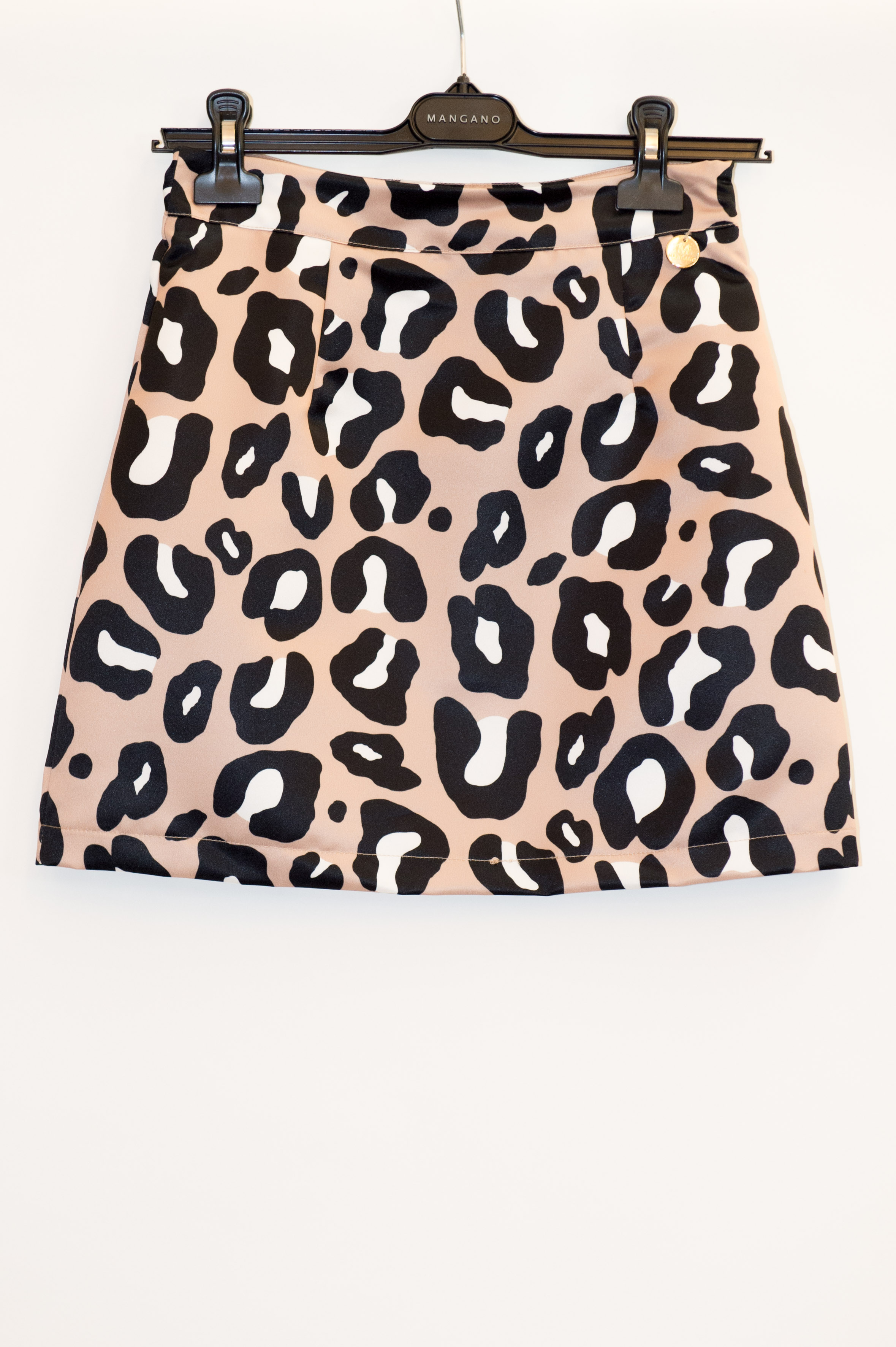 Cheetah skirt Mangano