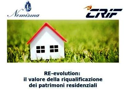 RE-evolution,riqualificazione dell'immobiliare