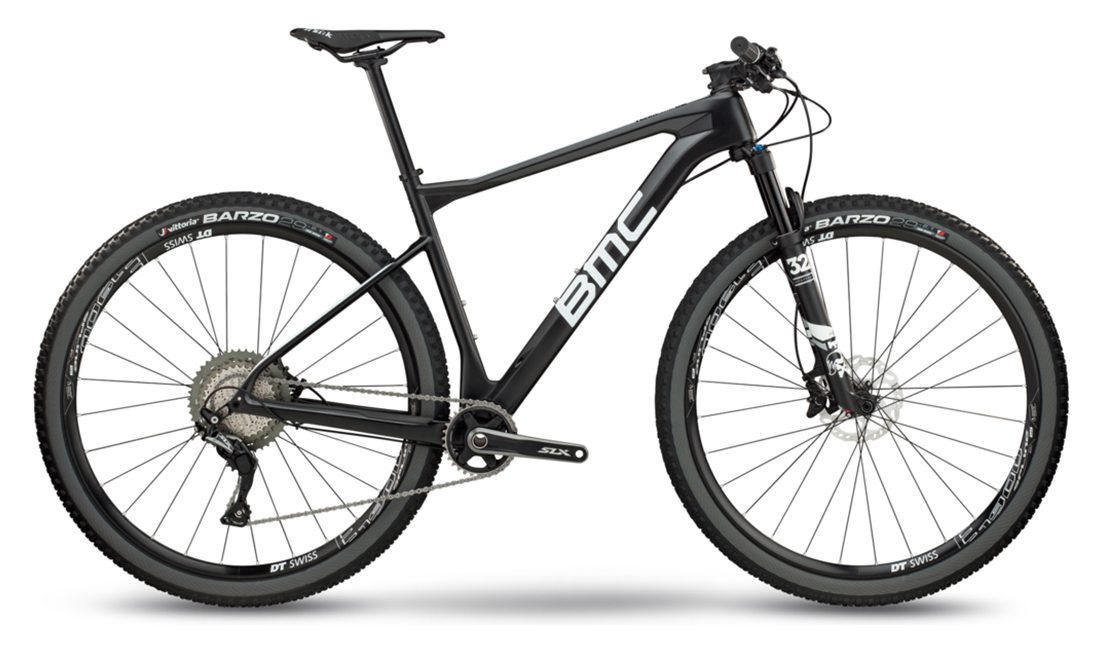 BMC TE02 mountain bike rental Lake Como