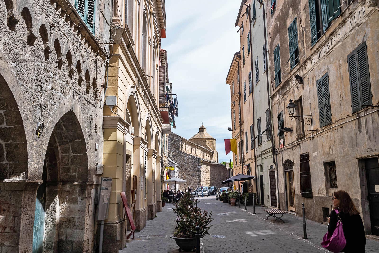 La via principale di Ventimiglia Altajpg