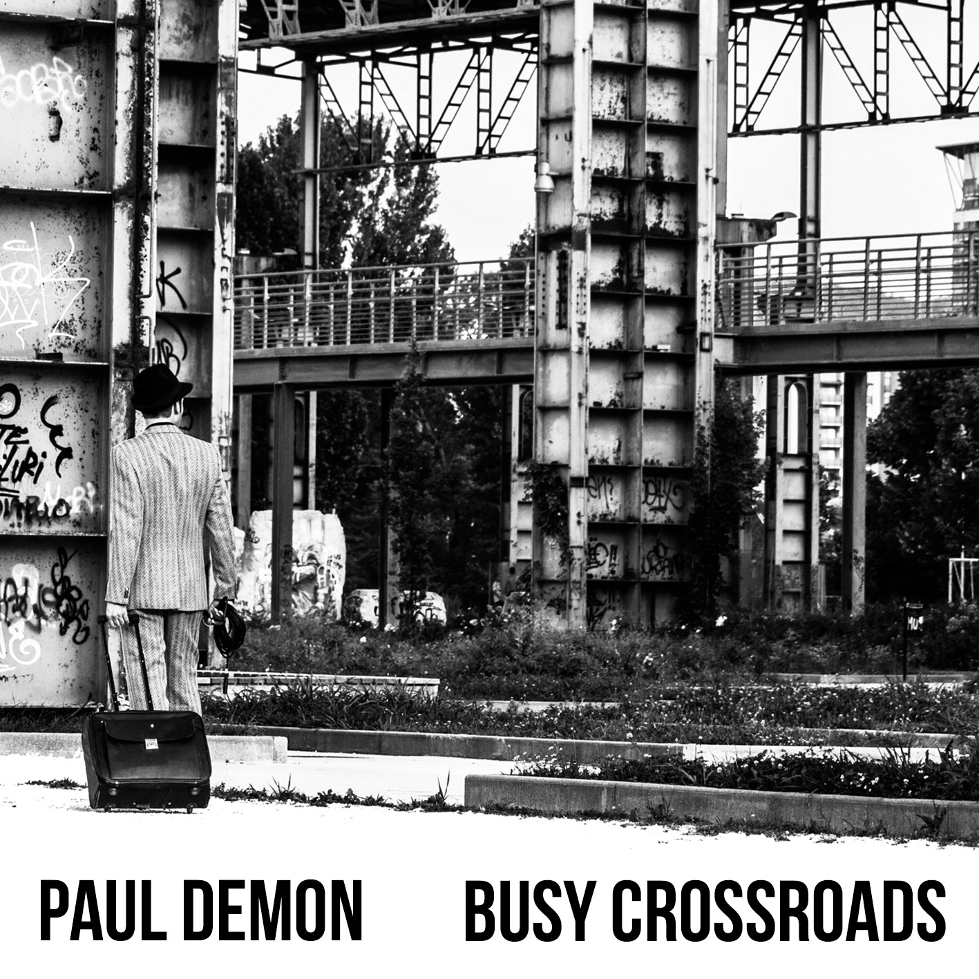 paolo demontis busy crossroads