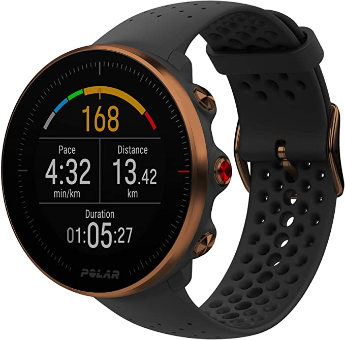 POLAR Vantage M black/copper
