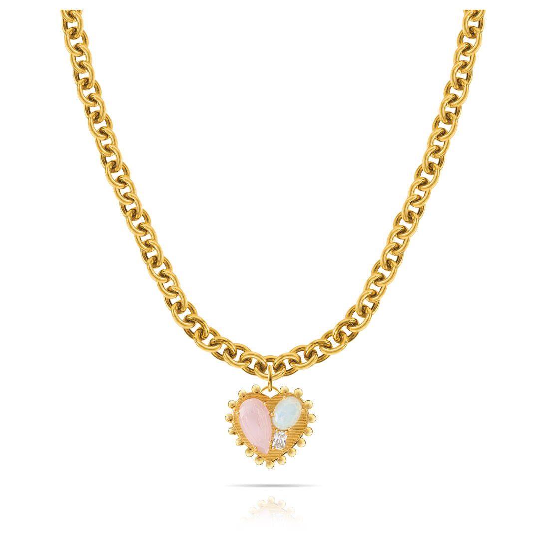 Collana Catena Precious Love OPS Luxury