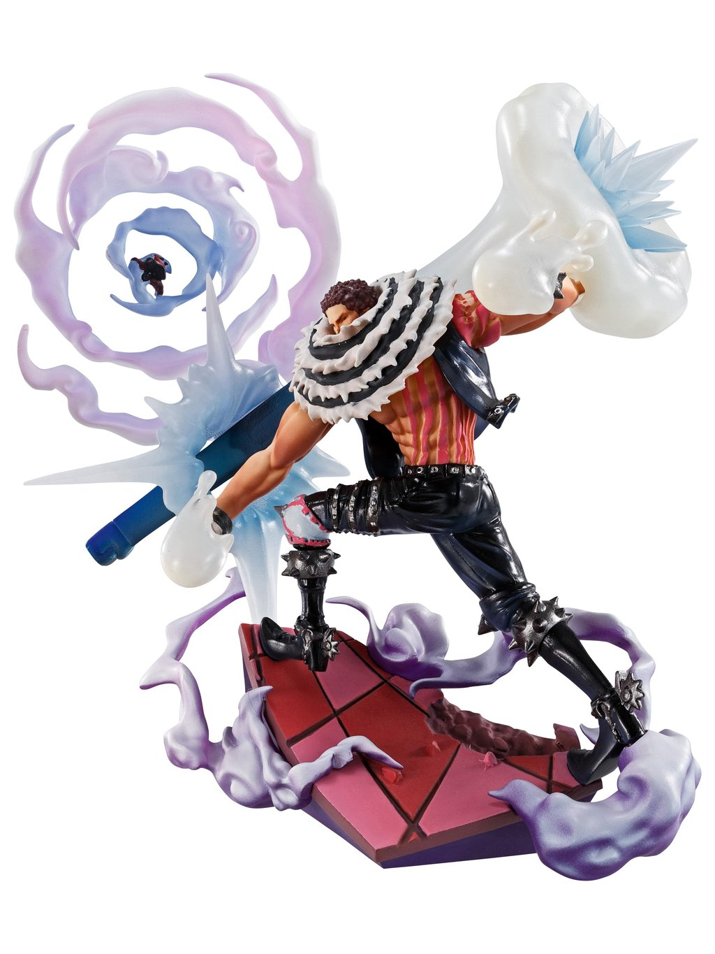 One Piece - Logbox Re Birth - Megahouse - Cake Island - 4 Vignette