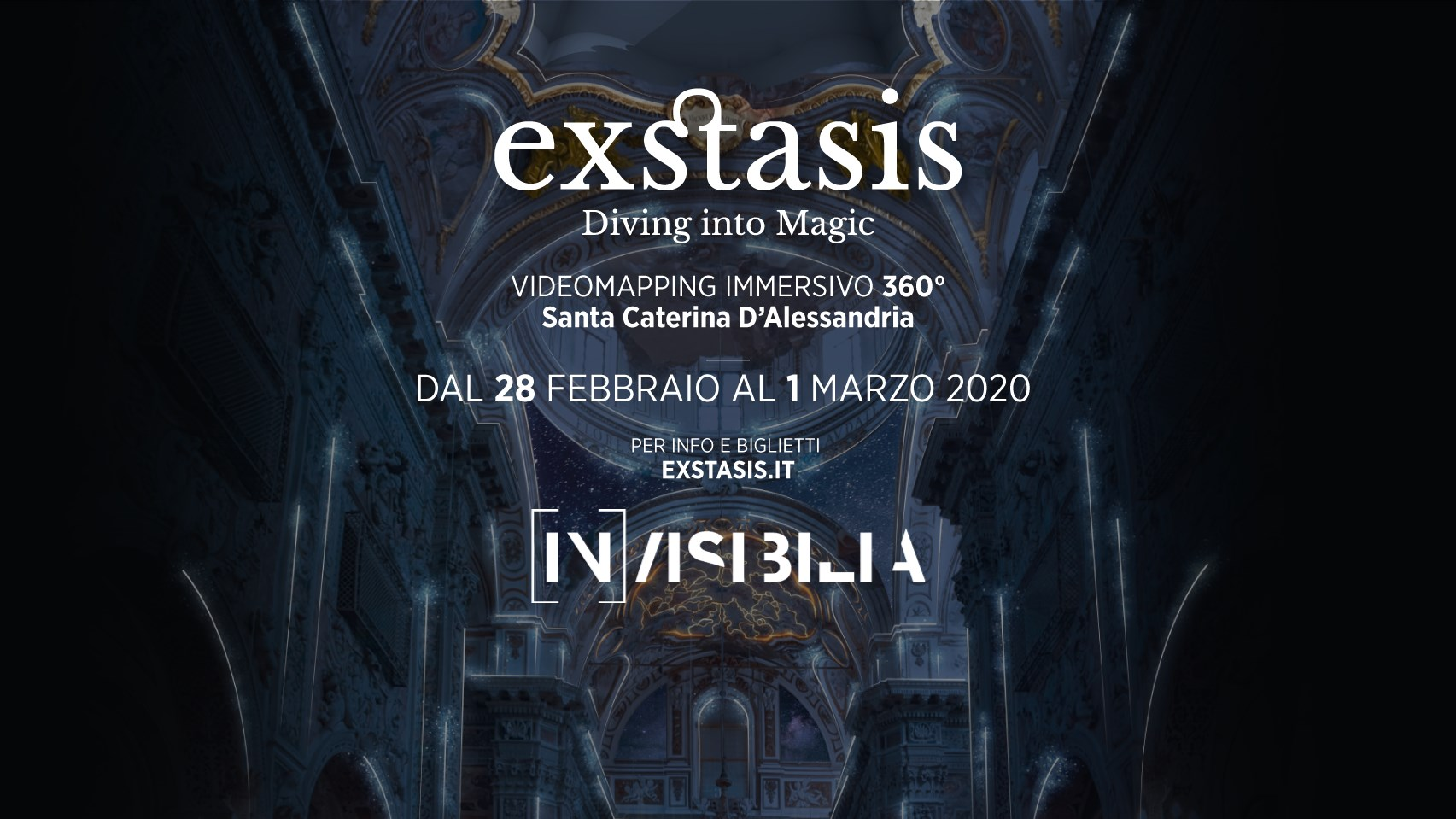 Exstasis -  Video Mapping