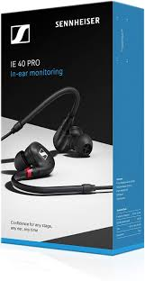 Sennheiser IE 40 Pro Black - Auricolari In-Ear Monitor