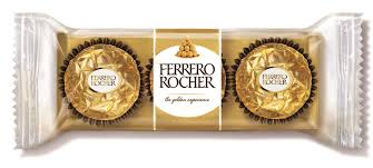 "Ferrero: Rocher Chocolate 150gr ( 5.29oz) ""Imported from Italy"""