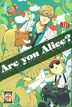 Are you Alice? 4 - Ikumi katagiri - Ai Ninomiya - Goen