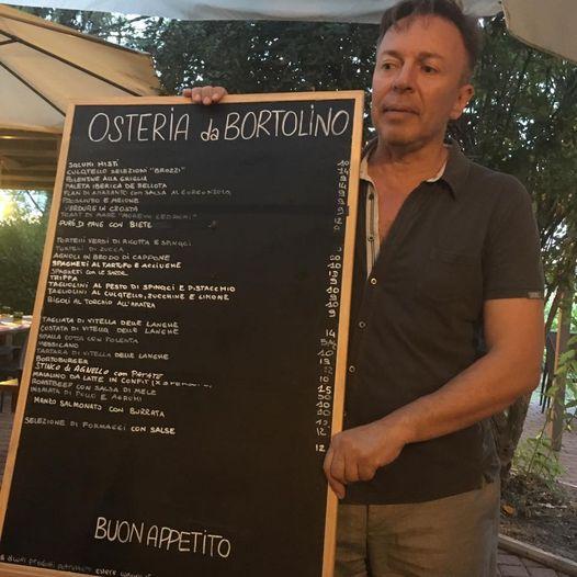 Roberto Naldini che ha reinventato Bortolinojpg