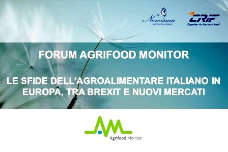 Agrifood Monitor 2018