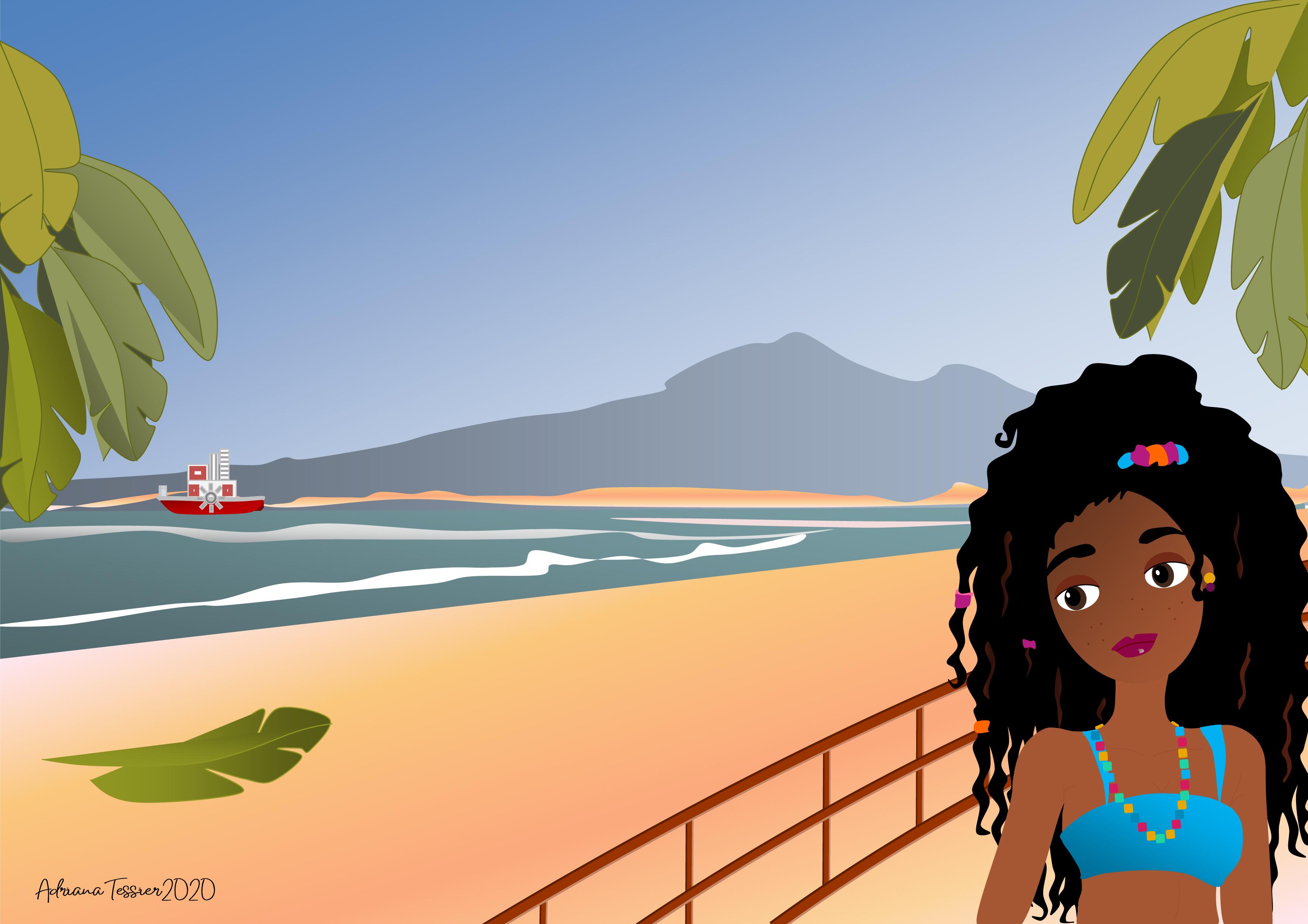 Rubrica due De Nonno Adriana Tessier_Farewell JamaicaJamaica43394jpg