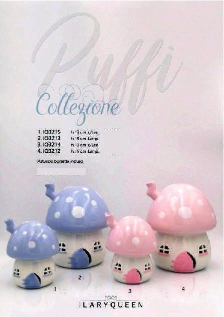Collezione Puffi by Ilary Queen
