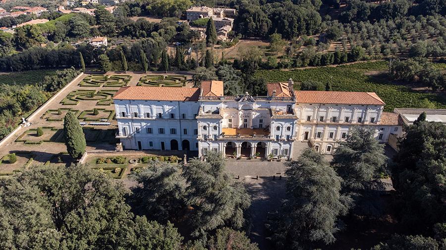 villa-falconieri a Frascatijpg