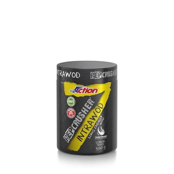 REP CRUSHER® INTRA WOD 500G. GUSTO LIMONE