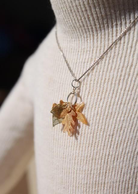 Teeny-Tiny-Shrinky-Dink-Leaves-Necklacejpg