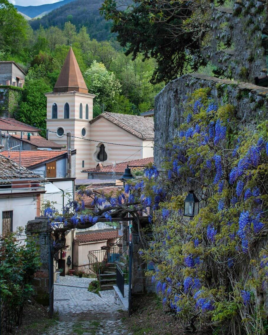 San-Martino-Valle-Caudina---la collegiata di Santa Caterinajpg