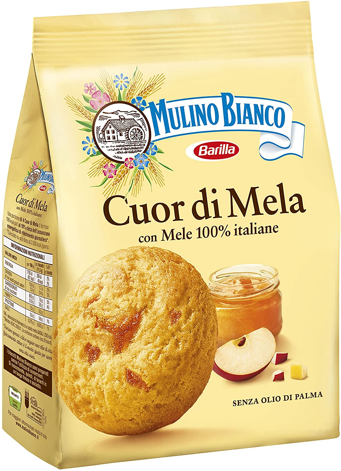 """Cuor di Mela"" (heart of apple) 300gr (10.58oz) ""Imported from Italy"""