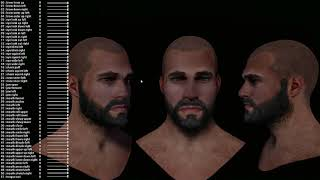 Realtime Facial Animation from Face Cap to Unreal Engine 4 using OSC Plugin