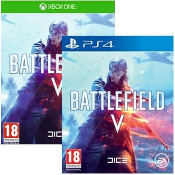 BATTLEFLIED V PS4/XBOXONE