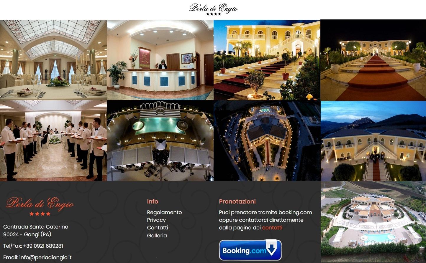 Perla di Engio HOTEL-RISTORANTE-SALA RICEVIMENTI