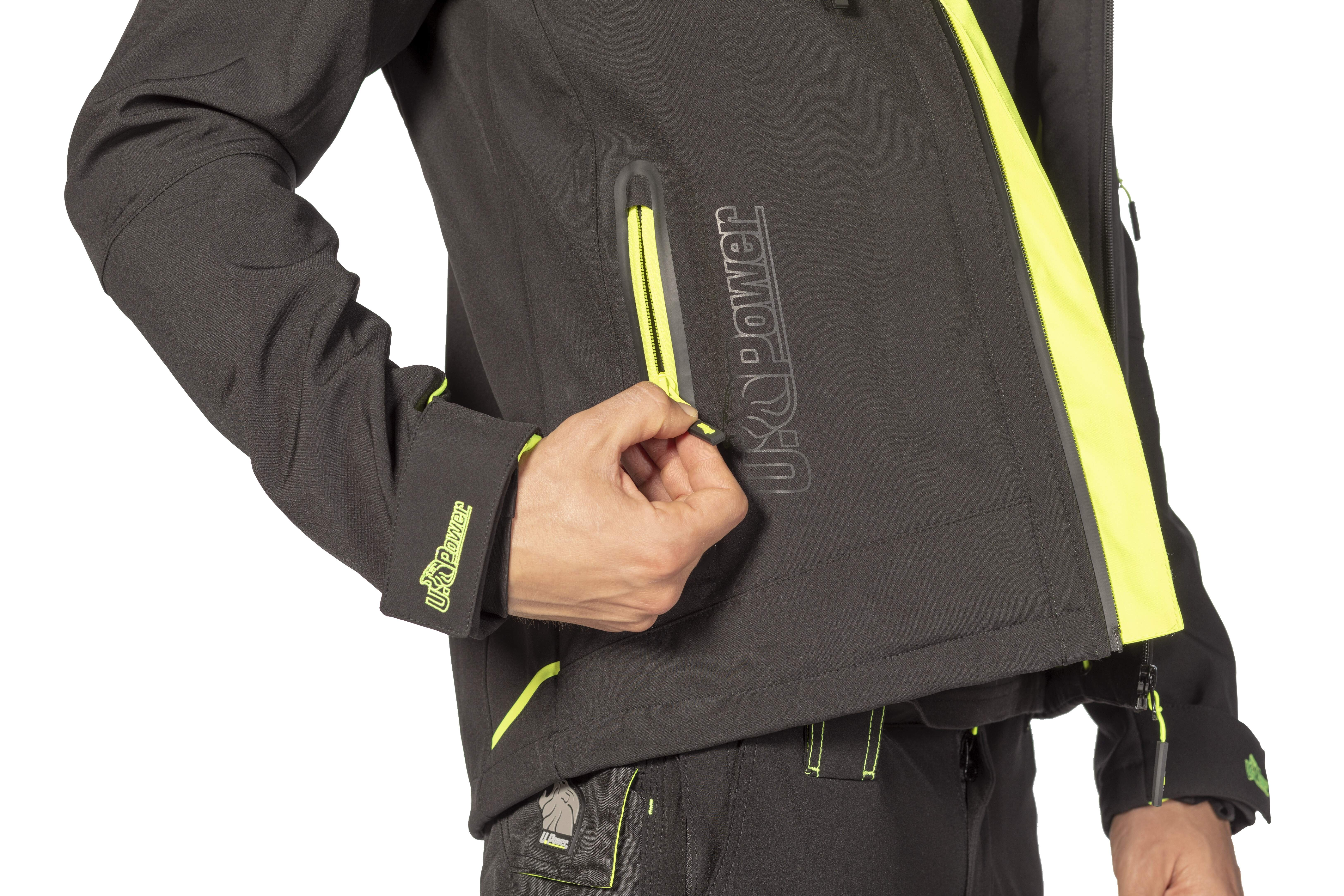 "GIACCA SOFTSHELL ""SPACE"""