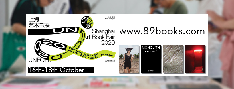 89books at the UNFOLD 2020 Shanghai Art Book Fair