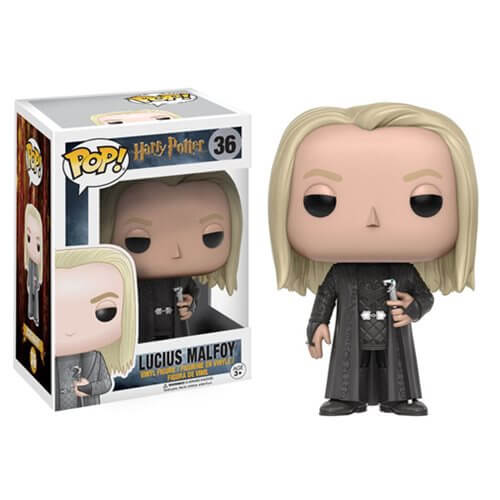 FUNKO POP LUCIUS MALFOY #36 HARRY POTTER