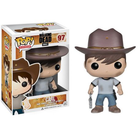 FUNKO POP CARL #97 THE WALKING DEAD