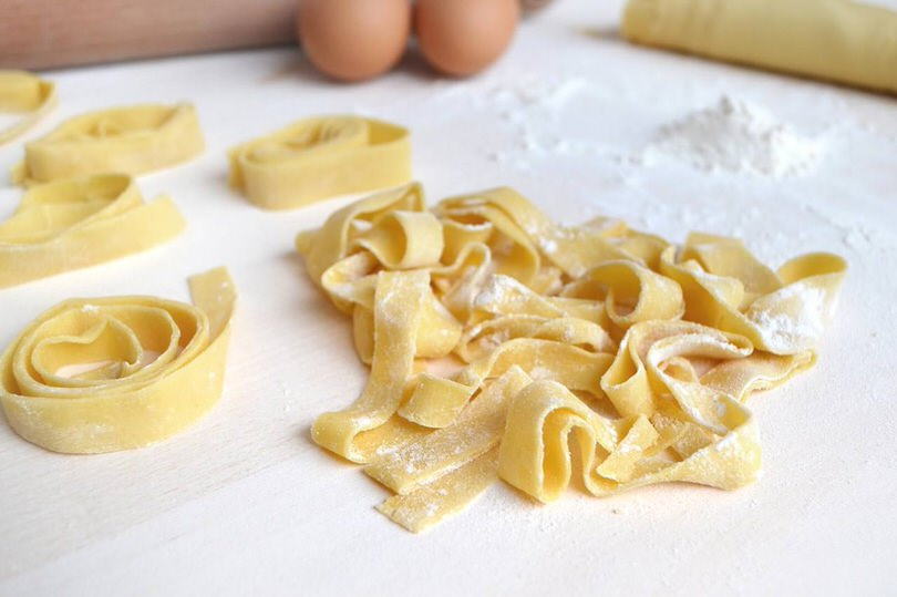 PAPPARDELLE ALL'UOVO KG 1