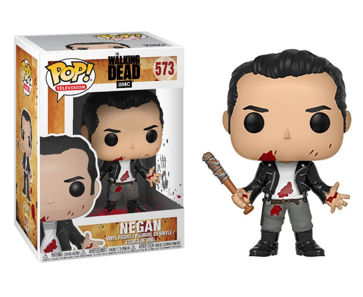 FUNKO POP NEGAN #573 THE WALKING DEAD
