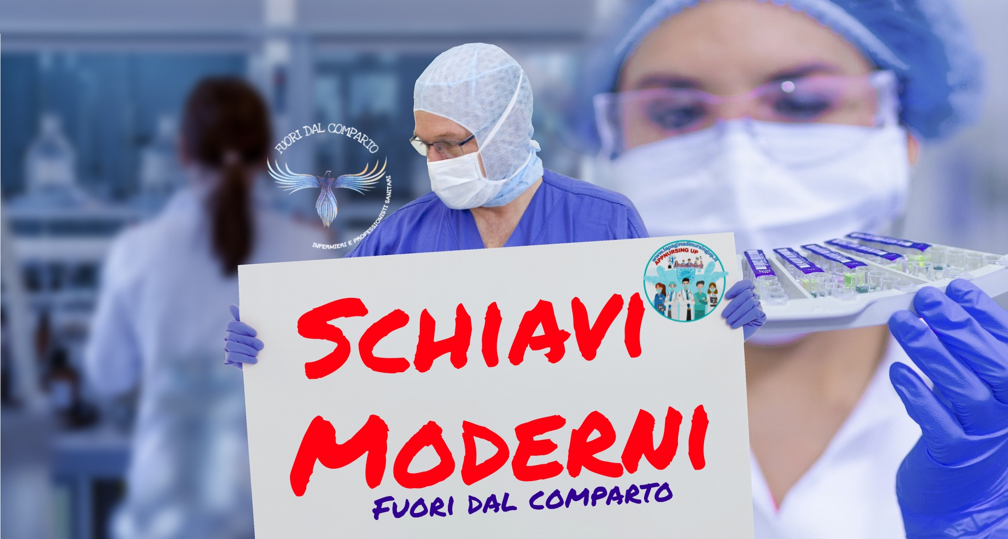 Piano vaccinale, tariffe a 50 euro lordi. Sollecito del Nursing Up.