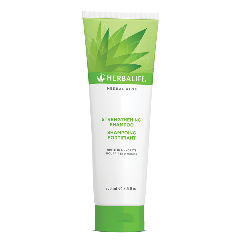 Herbal Aloe Shampoo Fortificante