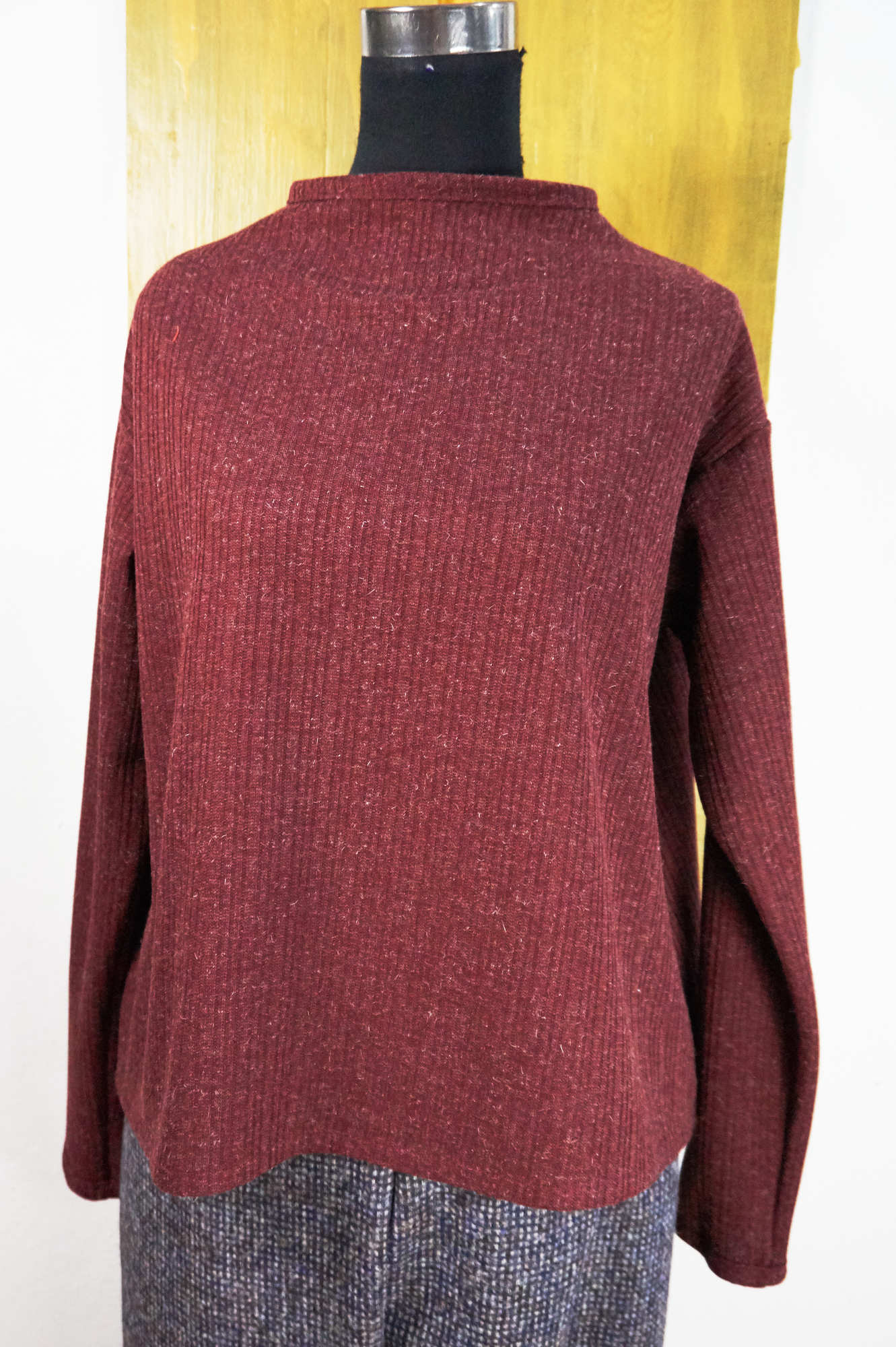 wool sweater ABside