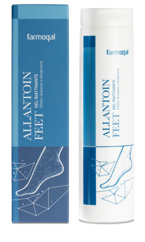 ALLANTOIN FEET - GEL RIATTIVANTE 200ml