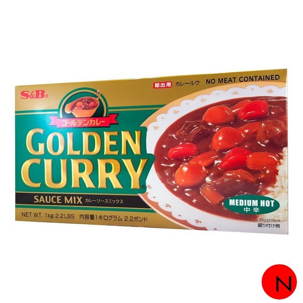 TOROKERU CURRY MEDIUM 92G