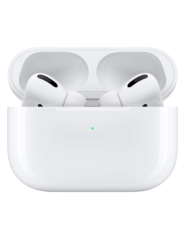 APPLE AURICOLARI AIRPODS PRO + CUSTODIA RICARICA W.
