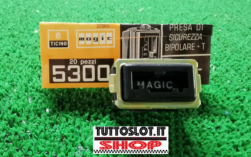 Presa Bticino magic 5300 - Bticino Magic 5300 power outlet