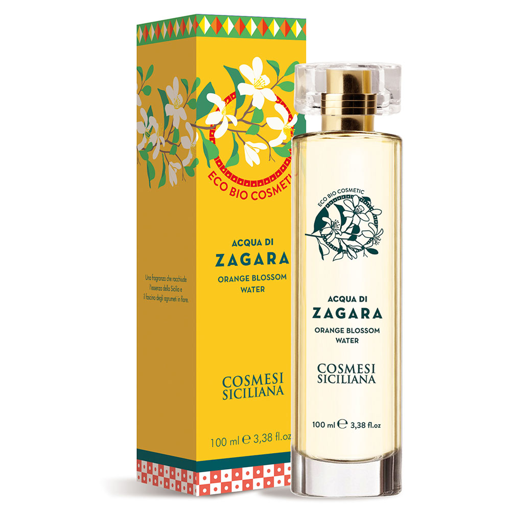 COSMESI SICILIANA Acqua di Zagara 100 ml