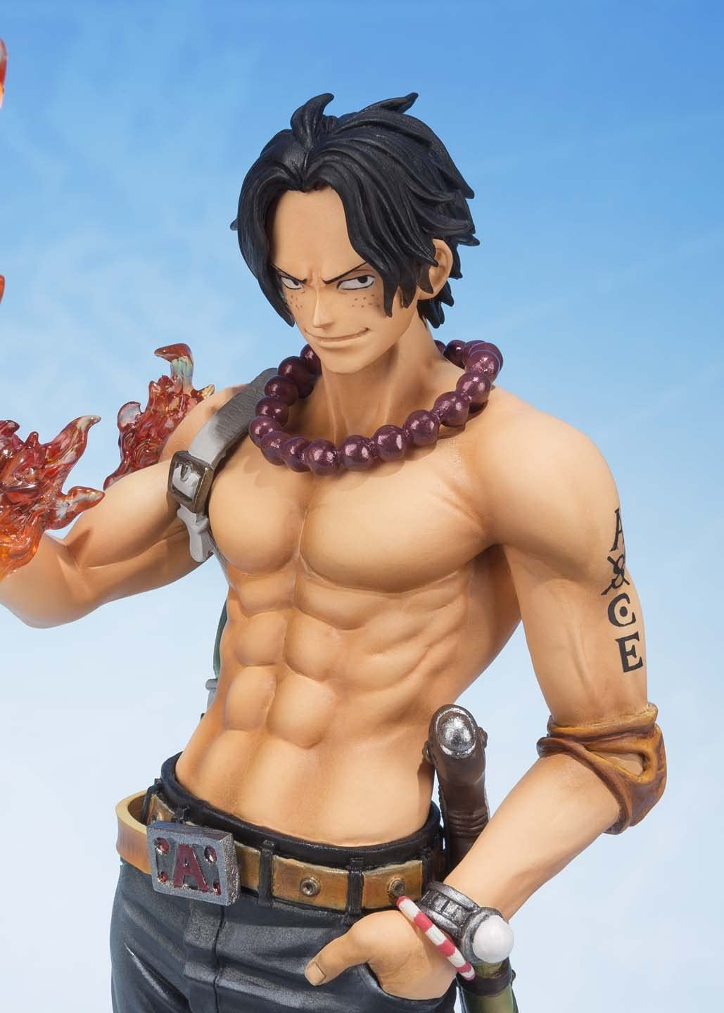 Portgas D. Ace - 5th Anniversary - Figuarts Zero - One Piece - Bandai - Tamashi Nation