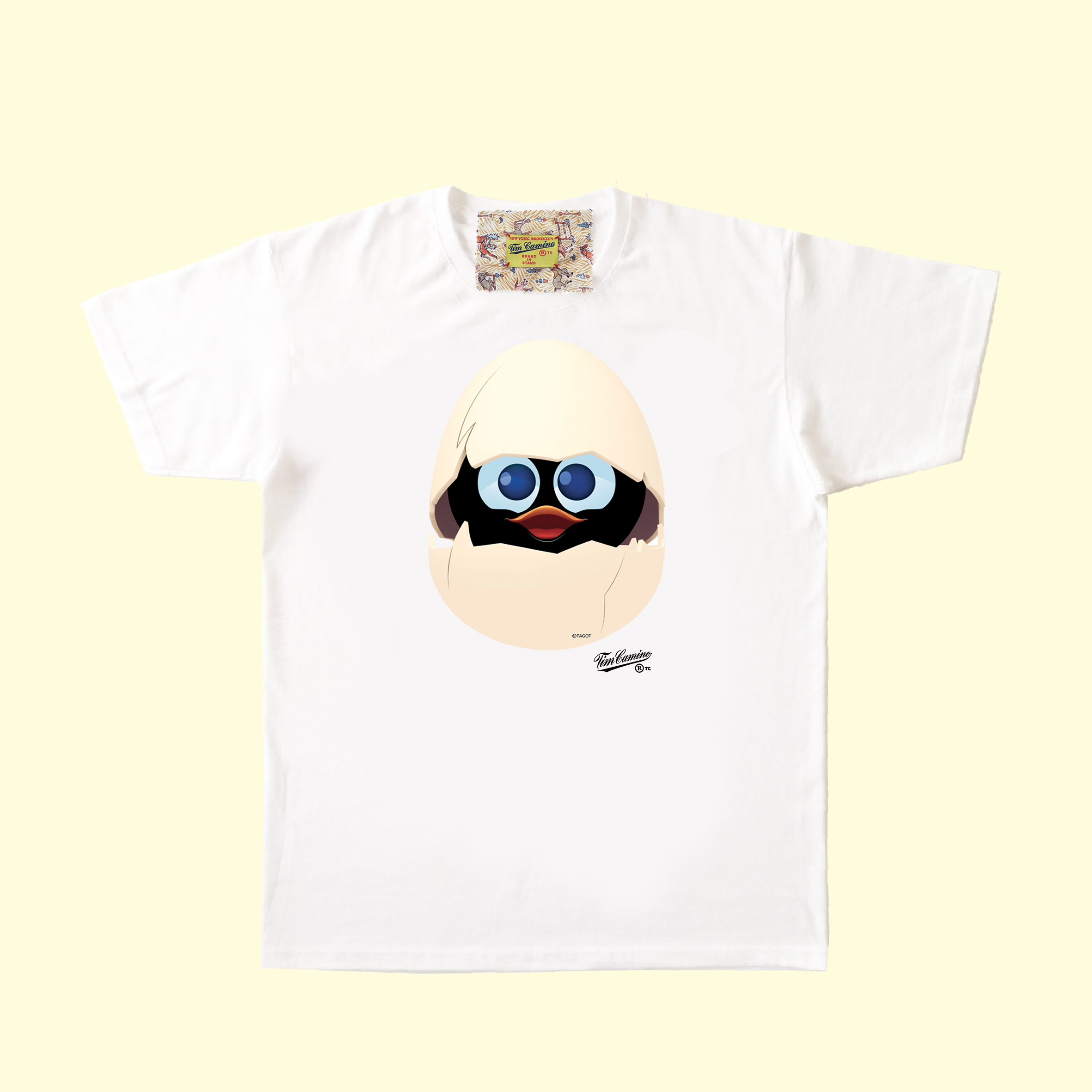 Calimero Egg T-shirt