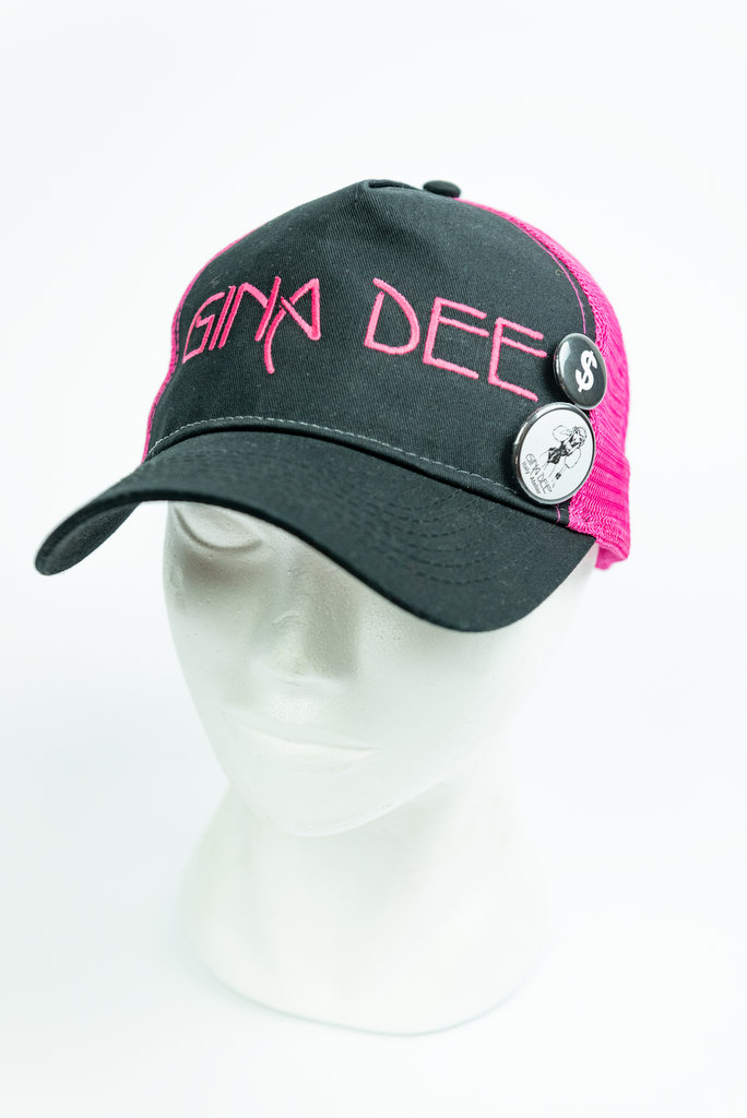 Cappellino  Baseball Pink Fluo Gina Dee