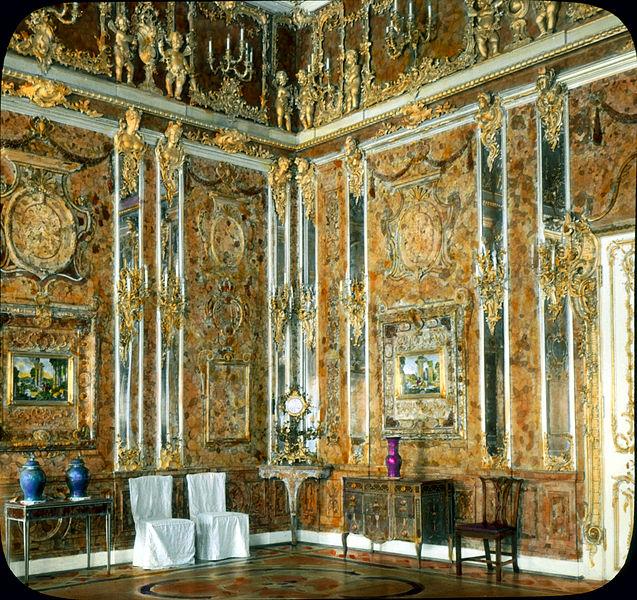 Catherine_Palace_interior_-_Amber_Room_185679jpg