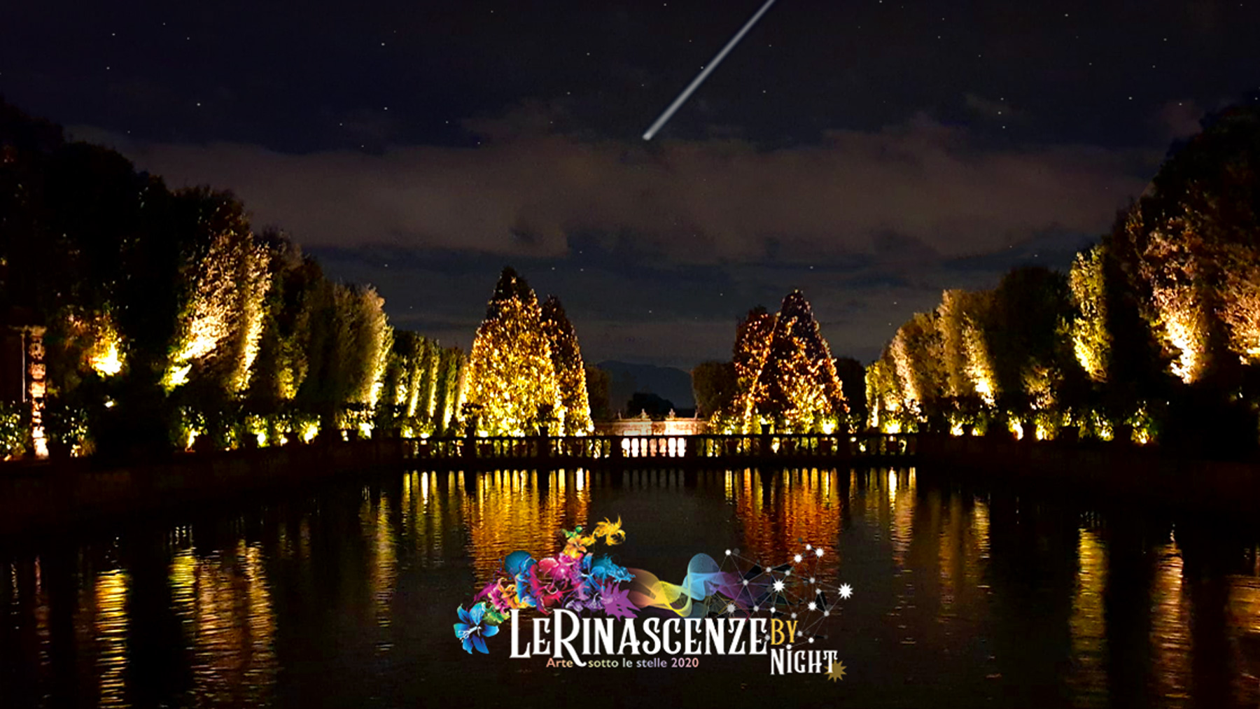 Le Rinascenze by Night Giardino dei Limoni