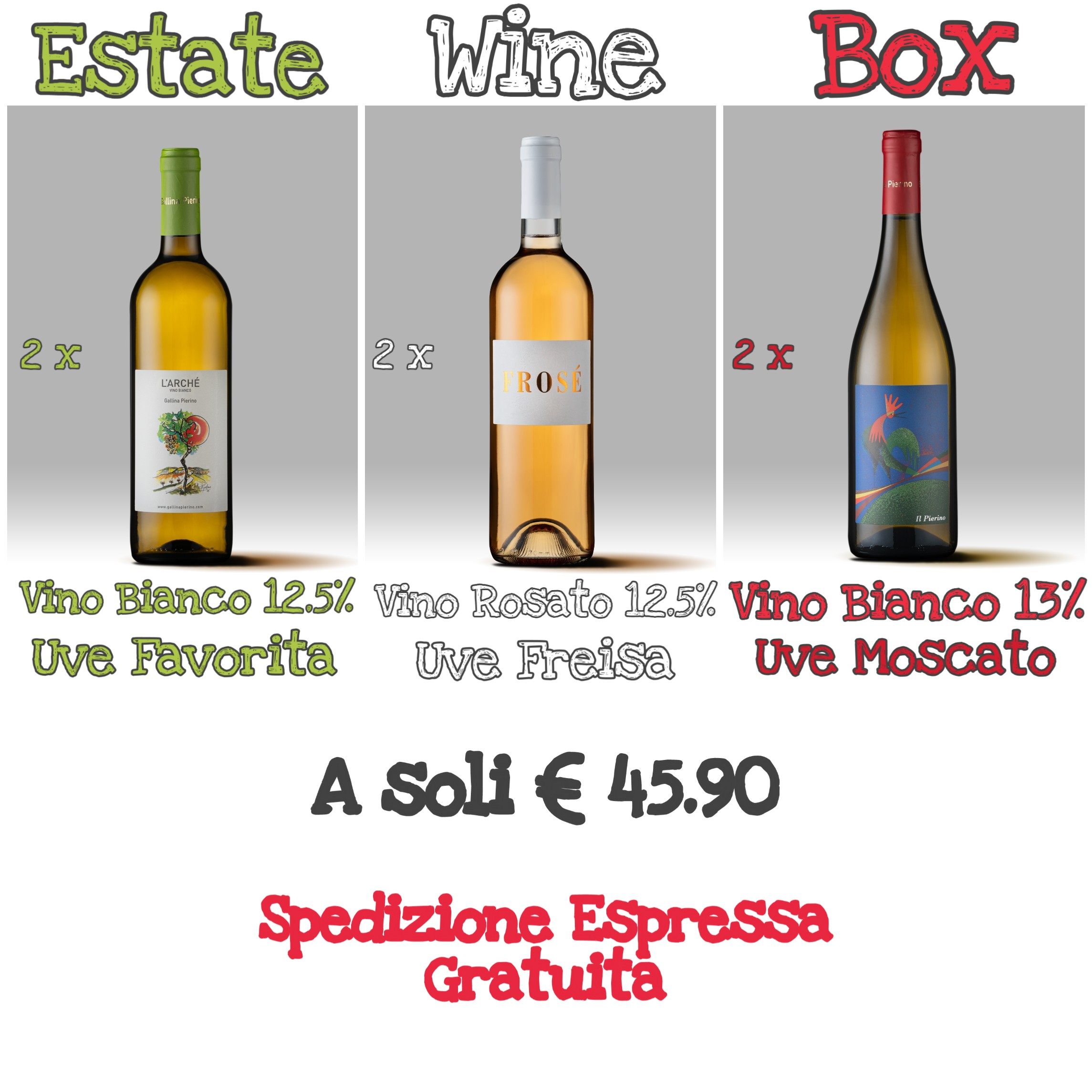 Estate Wine Box