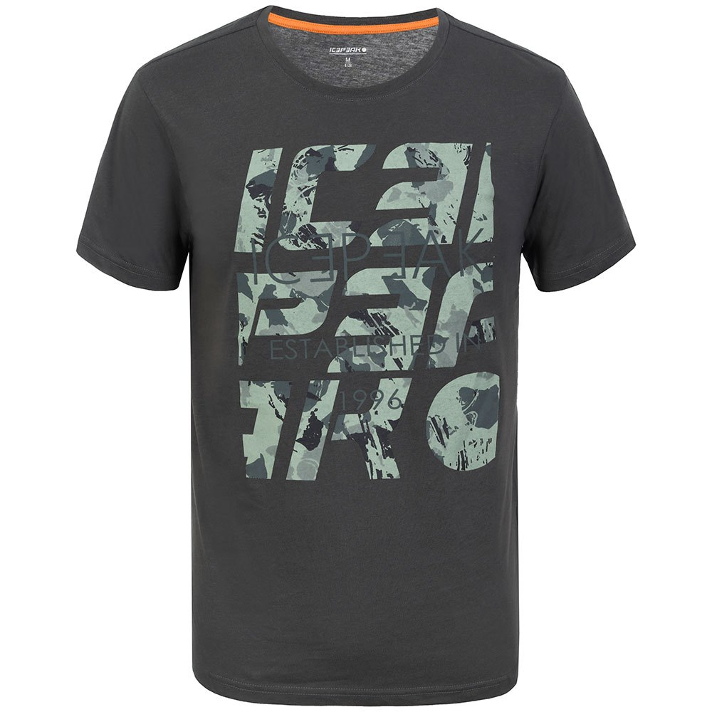 T-SHIRT ICEPEAK CRESTON UOMO
