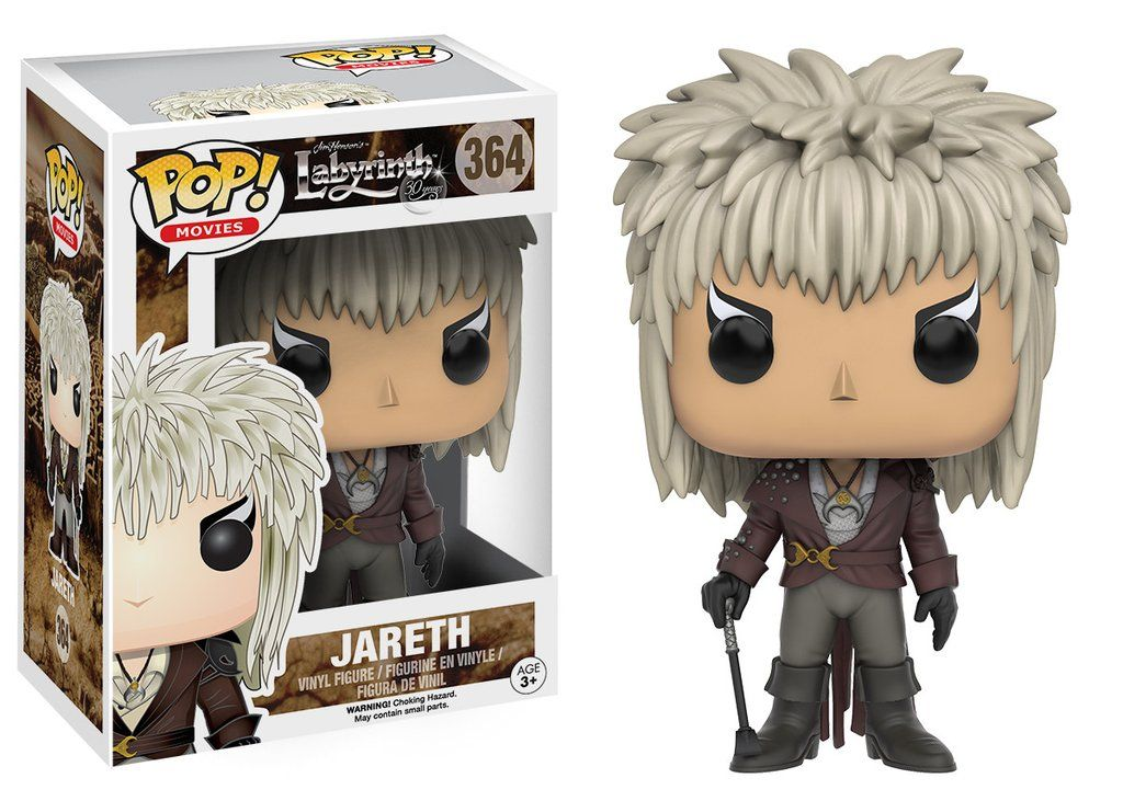 FUNKO POP JARETH #364 LABYRINTH ROCK DAVID BOWIE