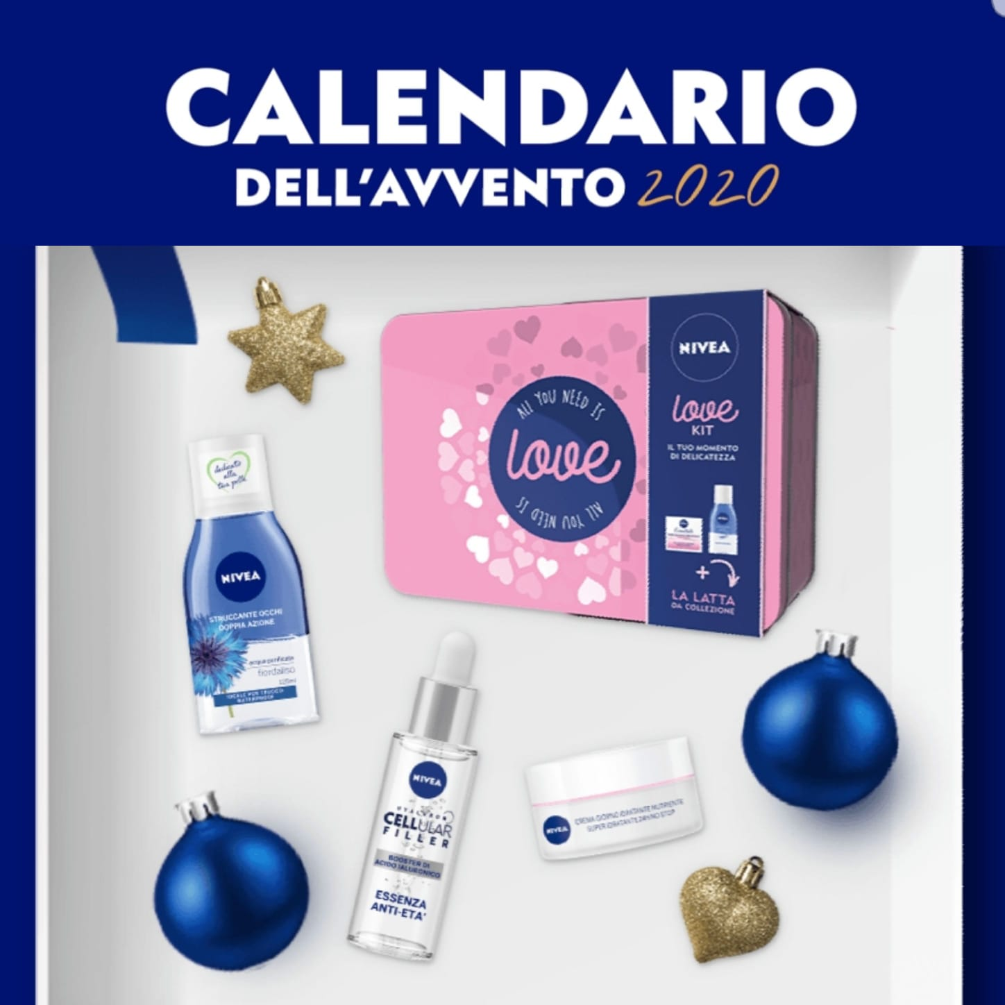 Nivea - Calendario dell'Avvento
